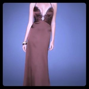 NWT Long Formal Gown Size 4